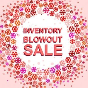 Other - 5/$20 INVENTORY BLOWOUT SALE